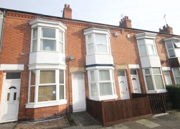 Thumbnail 2 bed terraced house for sale in Haddenham Road, Leicester
