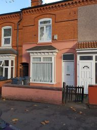 Thumbnail 2 bed terraced house for sale in Pretoria Road, Bordesley Green, Birmingham, West Midlands