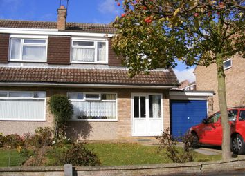 Thumbnail 3 bedroom semi-detached house to rent in Vernon Avenue, Gonerby Hill Foot, Grantham