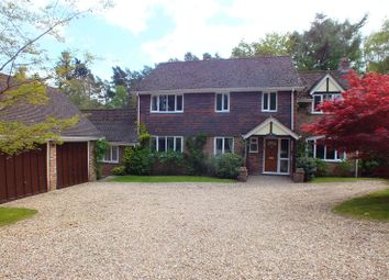 Thumbnail 5 bed detached house for sale in Calthorpe Road, Fleet, Hampshire