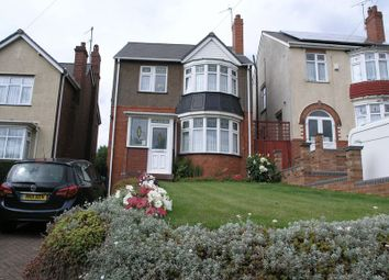 Thumbnail 3 bed detached house for sale in Barrs Road, Cradley Heath