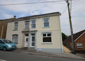 Thumbnail 4 bed semi-detached house for sale in Wernddu Road, Ammanford