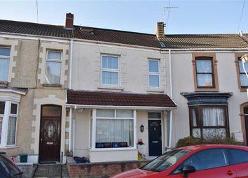 Thumbnail 5 bedroom terraced house for sale in Marlborough Road, Brynmill, Swansea