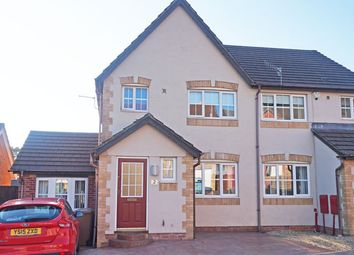Thumbnail 3 bed semi-detached house for sale in Tansy Close, Penpedairheol