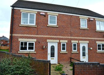 Thumbnail 3 bedroom semi-detached house for sale in Greengate Lane, High Green, Sheffield