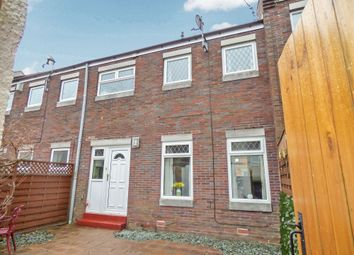 Thumbnail 3 bed terraced house for sale in Dawson Place, Morpeth