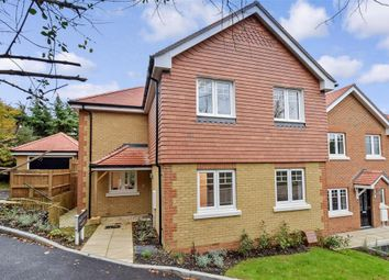 Thumbnail 4 bed detached house for sale in Bartram Close, Pulborough, West Sussex
