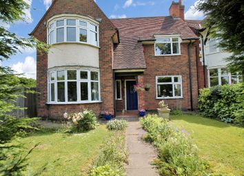 Thumbnail 4 bedroom detached house for sale in Welford Road, Knighton, Leicester