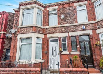 Thumbnail 3 bed terraced house for sale in Northgate Road, Liverpool