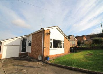 Thumbnail 4 bed detached bungalow for sale in Pill, North Somerset