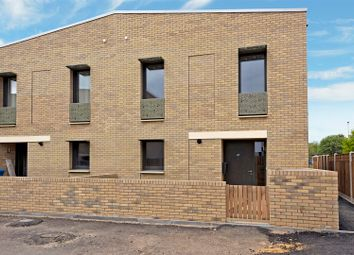 Thumbnail 3 bedroom end terrace house for sale in Wild Apple Close, Norwich
