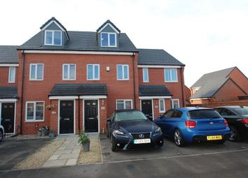 Thumbnail 3 bed property to rent in Upton Drive, Burton Upontrent, Staffordshire