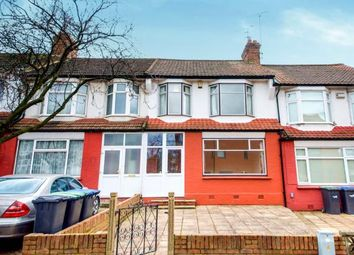 Thumbnail 3 bed terraced house for sale in Bexhill Road, Arnos Grove, London, .