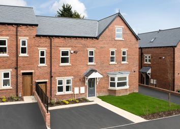 "Thumbnail 3 bed mews house for sale in ""The Wentworth"" at Victoria Road, Hyde Park, Leeds"