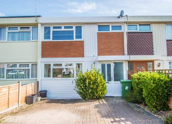 Thumbnail 3 bed terraced house to rent in Castle Close, Hoddesdon
