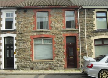 Thumbnail 3 bed terraced house for sale in Park Place, Gilfach