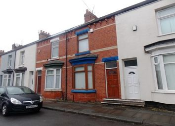 Thumbnail 4 bed property to rent in Glebe Road, Middlesbrough
