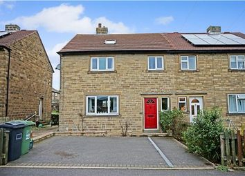 Thumbnail 3 bed semi-detached house for sale in Moorlands, Scholes, Holmfirth