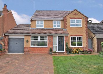 4 bed detached house for sale in Primula Close, Abington Vale, Northampton NN3