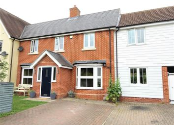 Thumbnail 3 bed property for sale in Oak View, Tuddenham, Ipswich