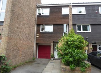 Thumbnail 3 bed terraced house for sale in Hartscroft, Linton Glade, Forestdale, Croydon