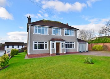 Thumbnail 3 bed detached house for sale in St Cenydd Road, Caerphilly