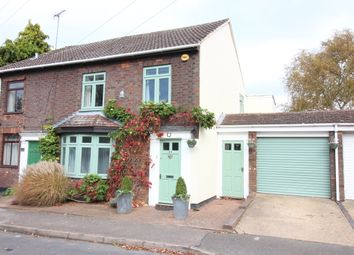 Thumbnail 3 bed semi-detached house for sale in Weststreet, Lilley