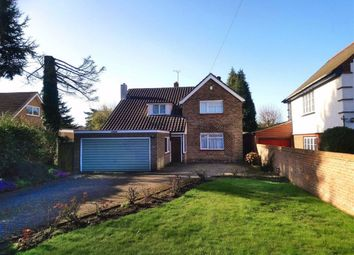 Manor Road, Sole Street, Cobham, Gravesend DA13. 3 bed detached house