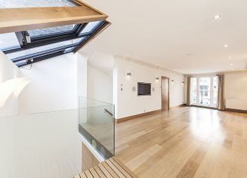 Thumbnail 3 bed terraced house to rent in Addison Avenue, Holland Park, London