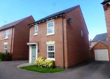 Thumbnail 3 bed detached house to rent in Sweet Leys Way, Melbourne, Derby