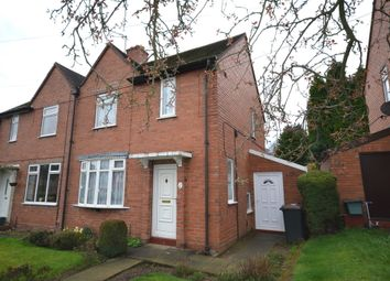 Thumbnail 2 bed semi-detached house for sale in Warwick Avenue, Clayton, Newcastle-Under-Lyme