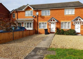 Thumbnail 2 bed terraced house for sale in Teak Close, East Bower, Bridgwater