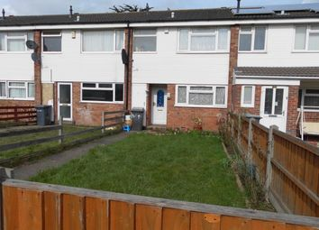 Thumbnail 3 bed town house for sale in Woodgreen Walk, Leicester