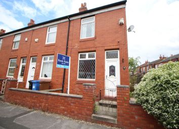 Thumbnail 2 bedroom terraced house for sale in Welland Street, Reddish, Stockport