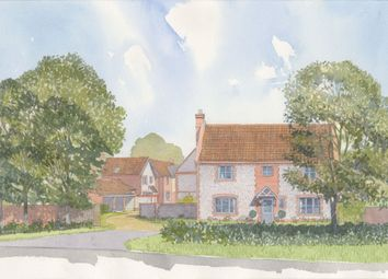 Thumbnail 4 bedroom detached house for sale in The Street, Weybourne, Holt