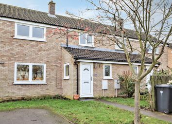 Thumbnail 3 bed terraced house for sale in Magdalene Close, Longstanton, Cambridge