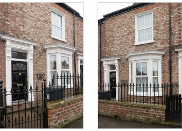 Thumbnail 2 bed terraced house for sale in Park Crescent, York
