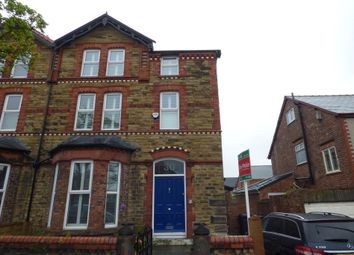 Thumbnail 6 bed semi-detached house for sale in Myers Road West, Crosby, Liverpool