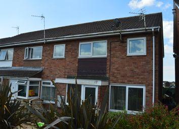Thumbnail 3 bed end terrace house for sale in Carmarthen Close, Llantwit Major