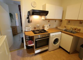 Thumbnail 1 bedroom flat to rent in Haddington Road, Stoke, Plymouth
