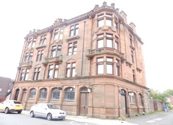 Thumbnail 3 bed flat for sale in King Street, Paisley, Renfrewshire