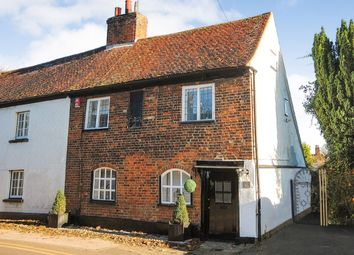 Thumbnail 2 bed semi-detached house for sale in Vantorts Road, Sawbridgeworth