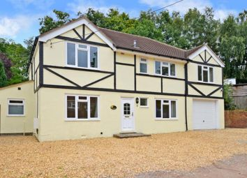 Thumbnail 4 bed detached house to rent in Sunray Estate, Sandhurst