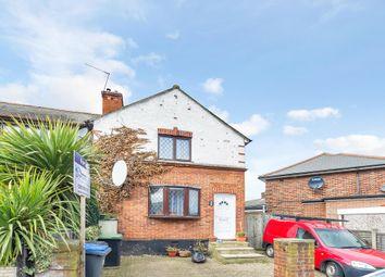 3 bed semi-detached house for sale in Barnard Road, Enfield, London EN1