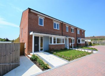 Thumbnail 3 bed end terrace house for sale in Mereland Road, Didcot