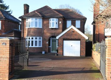 Thumbnail 5 bed detached house for sale in Newdigate Road, Watnall, Nottingham