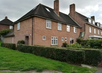 Thumbnail 4 bed end terrace house for sale in Rectory Road, Sutton Coldfield, Birmingham