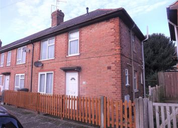 Thumbnail 2 bed end terrace house to rent in Surrey Street, Leicester