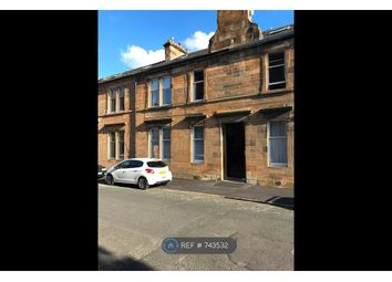Thumbnail 2 bed flat to rent in Maxwellton Road, Paisley