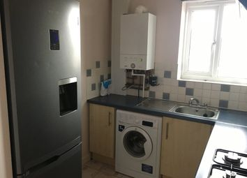Thumbnail 1 bed flat to rent in Manor Way, Deeping St James, Peterborough